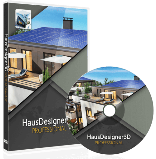 HausDesigner3D Professional Hausplaner Software