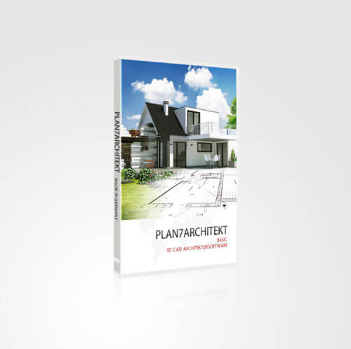3D CAD Architektursoftware & Hausplaner Programm