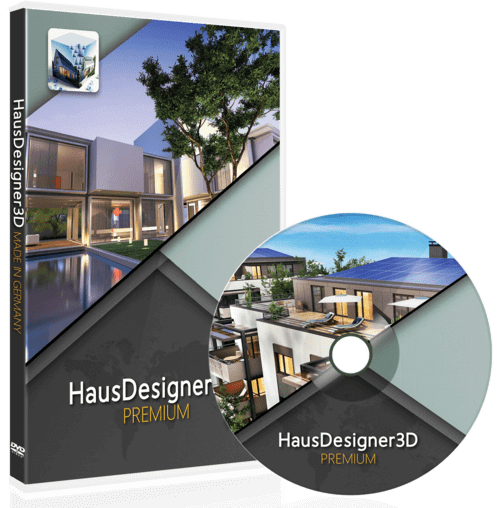 HausDesigner3D Premium Architektur Software