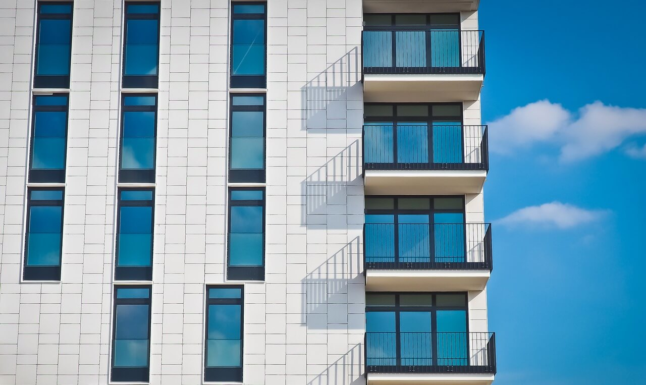 Balkon planen mit 3D CAD Software