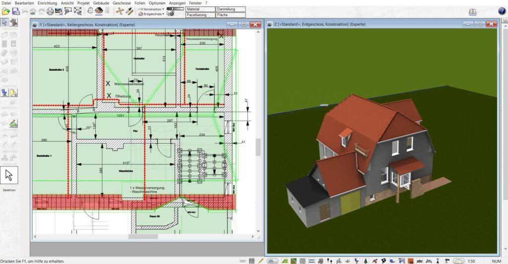 Gartenhaus Selber Planen Mit 3d Cad Software