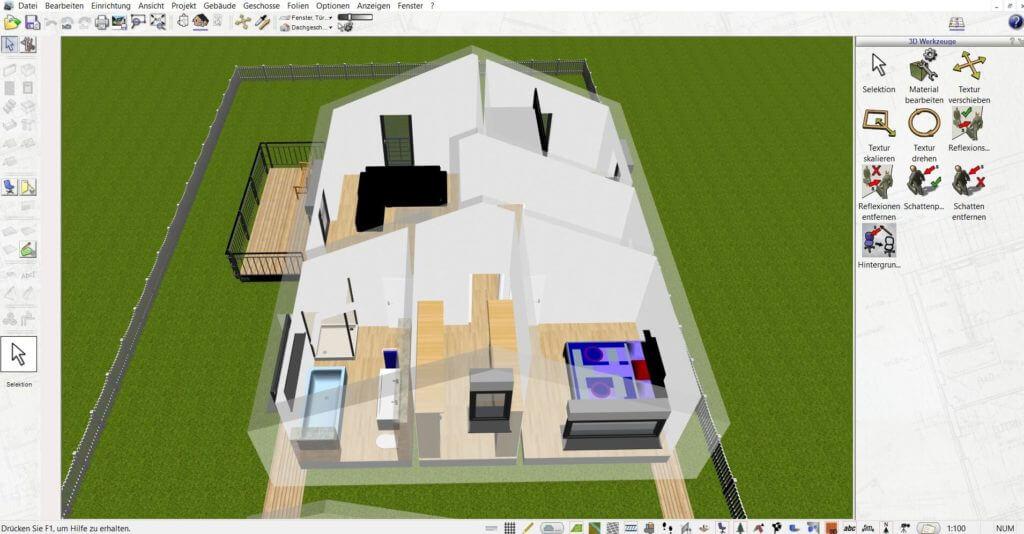 Mehrfamilienhaus mit Carport planen