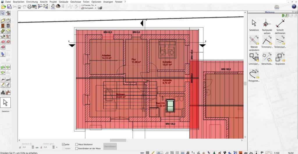 Sanierung einer Wohnung planen
