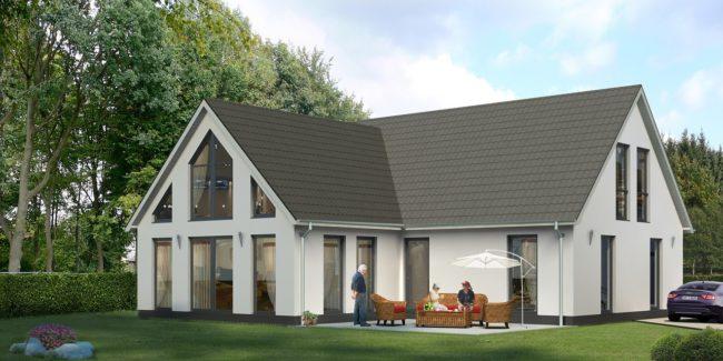 Einfamilienhaus selber planen – mit 3D CAD Software