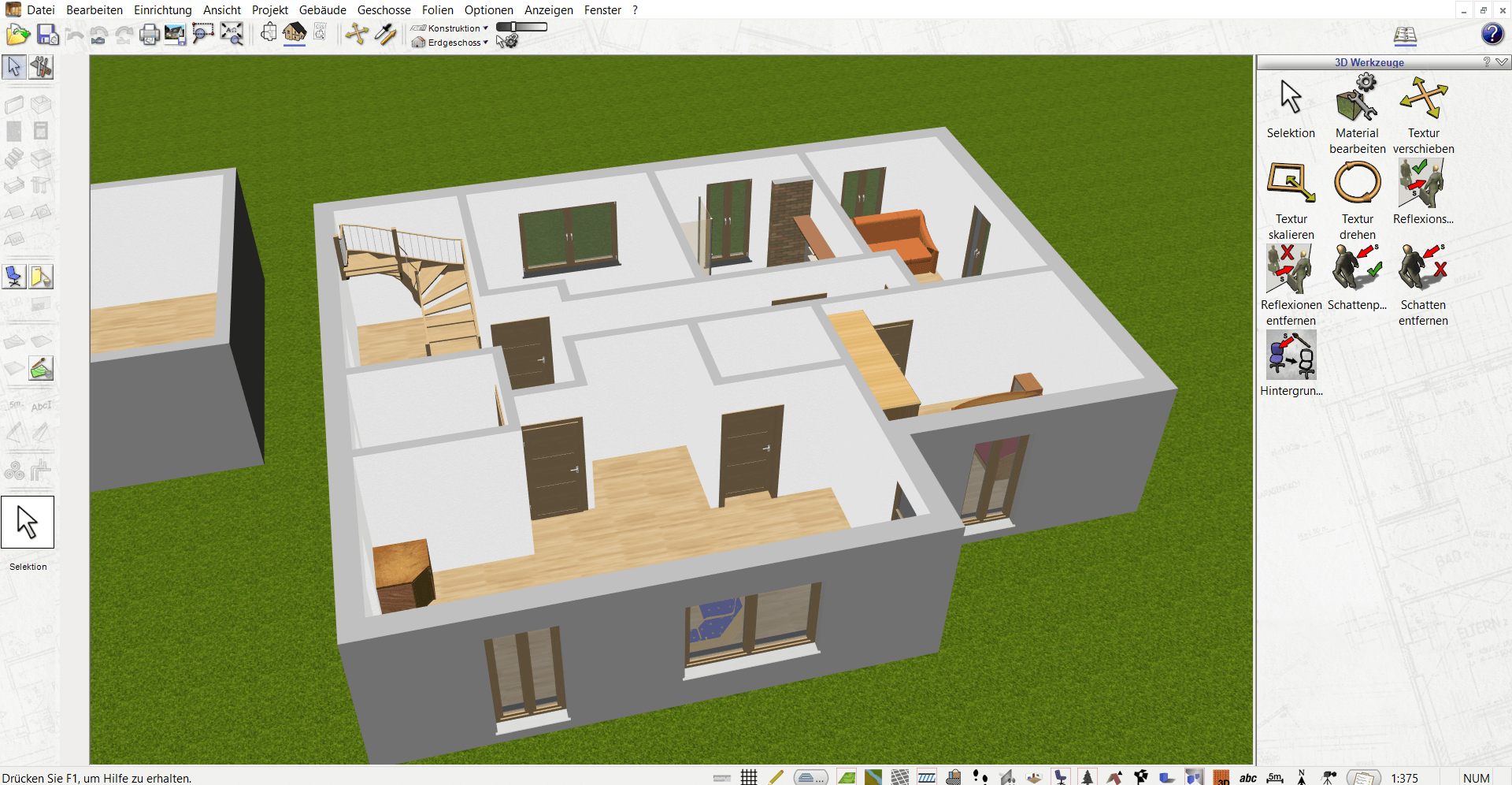 Wohnung planen