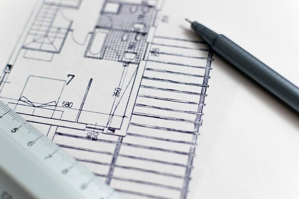 Bauantrag richtig stellen -