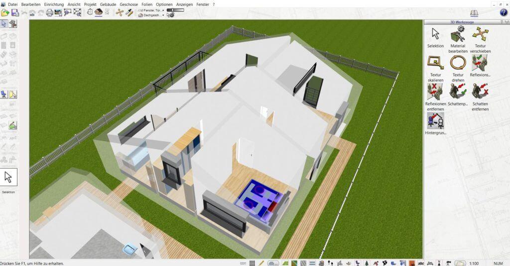 Blockhaus selber planen