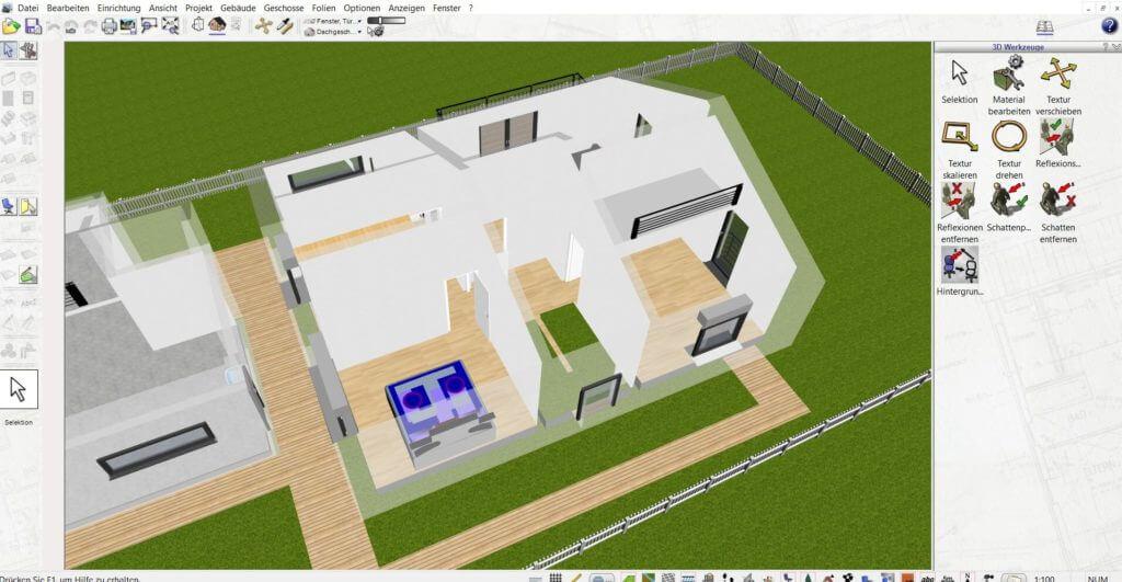 Mehrfamilienhaus mit Garage planen