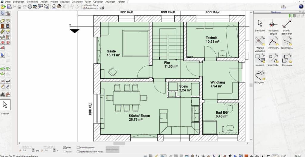 Mehrfamilienhaus planen