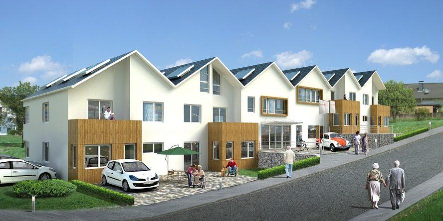Mehrfamilienhaus selber planen - mit dem HausDesigner3D