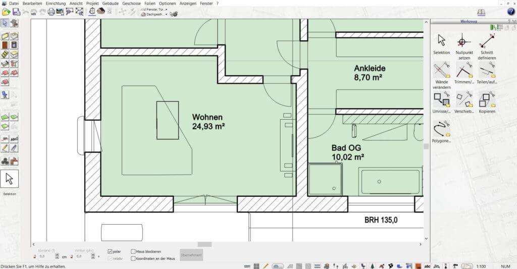 Dachausbau vom Mehrfamilienhausplanen