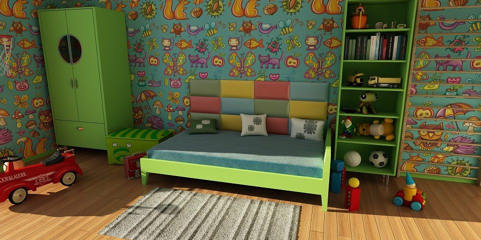 Kinderzimmer selber planen - mit 3D CAD Software