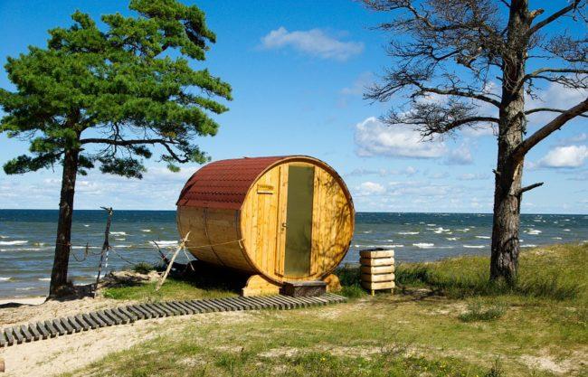 Sauna selber planen - mit 3D CAD Software